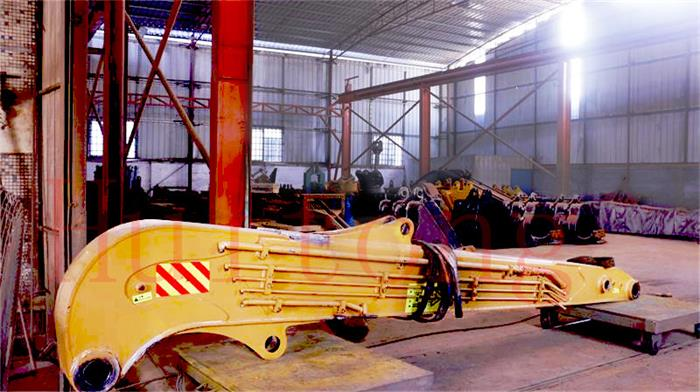 Excavator buckets factory tour-Attachment Warehouse