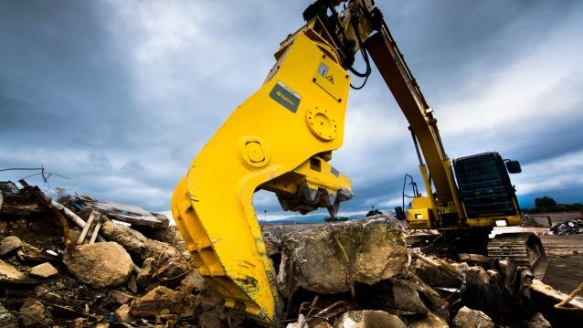 Do you really know digger concrete pulveriser