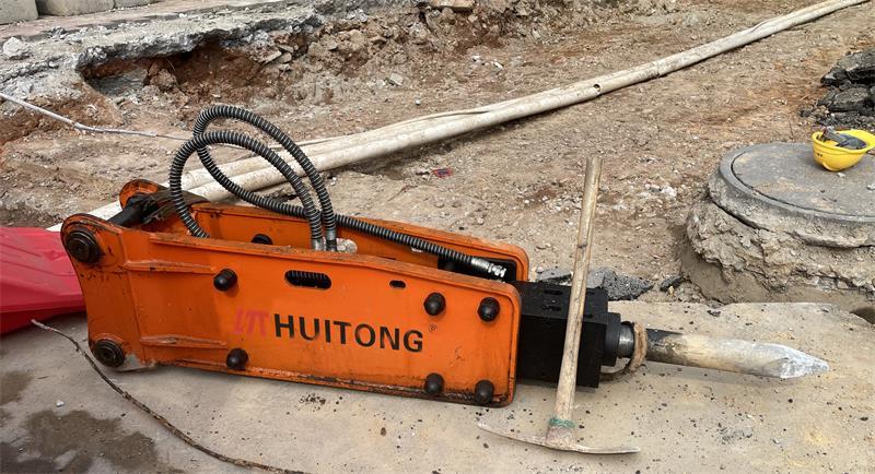 hydraulic rock breaker hammer