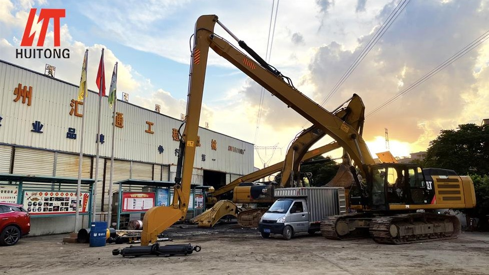Why do people attach so much importance to the excavator long reach fronts