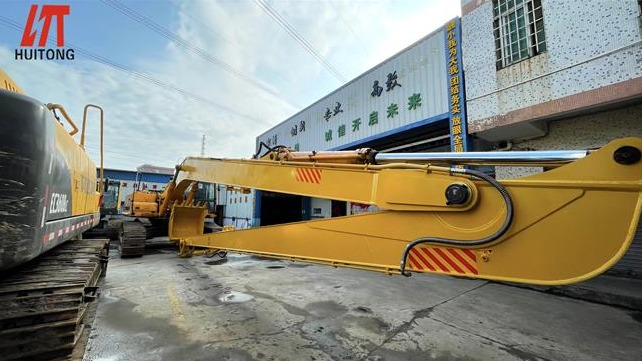 Why does your excavator long reach fronts consume high fuel