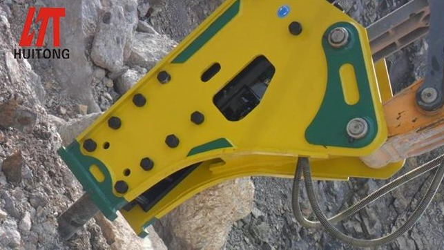 Six failure causes of hydraulic rock breaker hammer and solutions one
