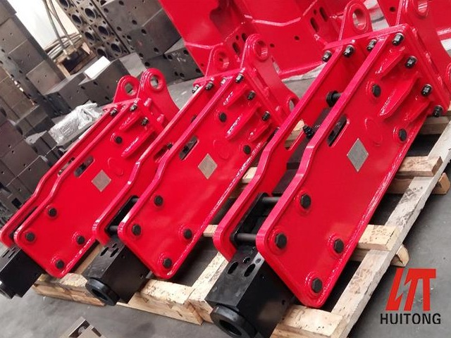 Six failure causes of hydraulic rock breaker hammer and solutions two