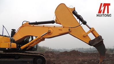 How do excavator rock arm manufacturers view learning excavators
