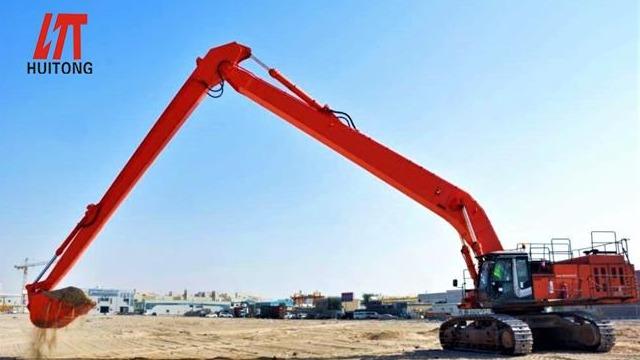 You should know these maintenance measures for long arm excavators (part 1)