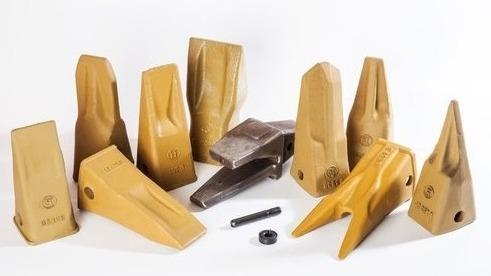 Methods of prolonging service life of excavator bucket teeth