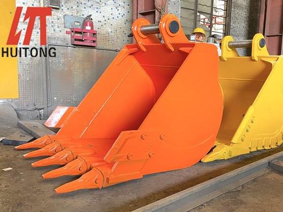 Misunderstanding of pc excavator bucket and excavator maintenance