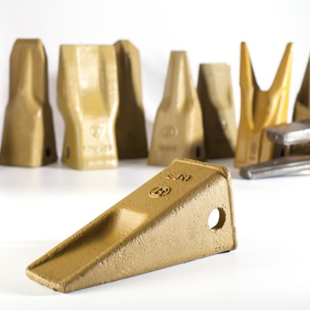 Daily maintenance of excavator scoop teeth can not be ignored
